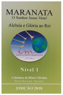 COLETÂNEA CIFRADA 2018 - NÍVEL 1