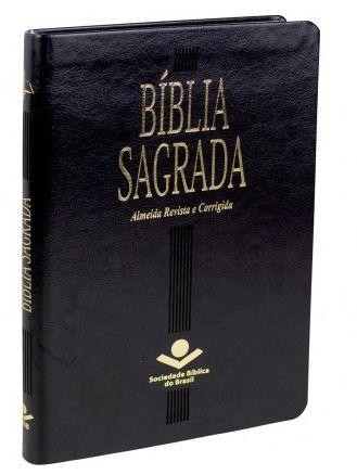BÍBLIA SAGRADA (Capa Preta)