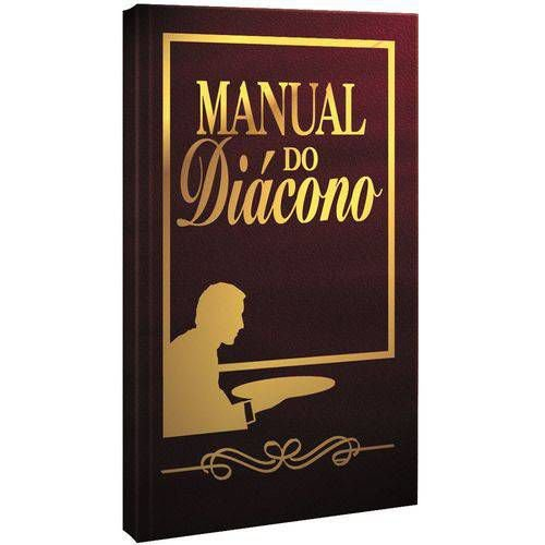Manual Do Diácono - Claudionor De Andrade