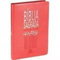 Bíblia Sagrada  Ultra Fina  COR - PÊSSEGO