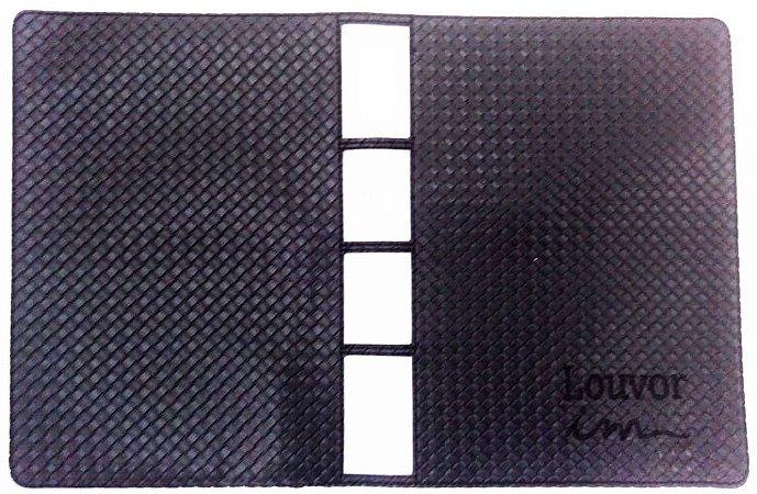 Capa para Coletânea ICM (sem cifras) - Preta