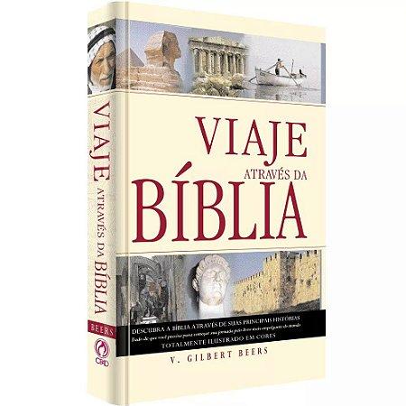 VIAJE ATRAVÉS DA BÍBLIA - CAPA DURA