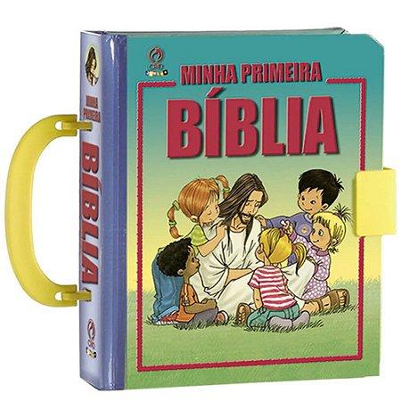 MINHA PRIMEIRA BÍBLIA - CPAD
