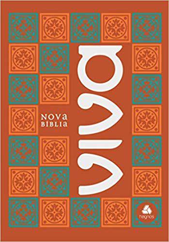 Nova Bíblia Viva Clássica- Laranja - Editora Hagnos
