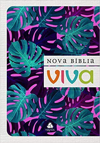 Nova Bíblia Viva Folhagem - Letra Grande - Editora Hagnos