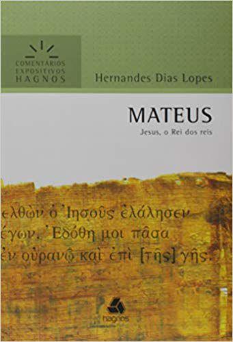 Mateus - Comentários Expositivos