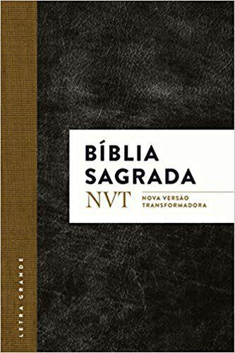 Bíblia Sagrada NVT - Capa Clássica