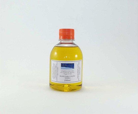 Óleo de Unção 250 ml (Aroma Sortidos)