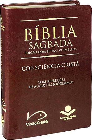 Bíblia Sagrada Consciência Cristã - Vinho