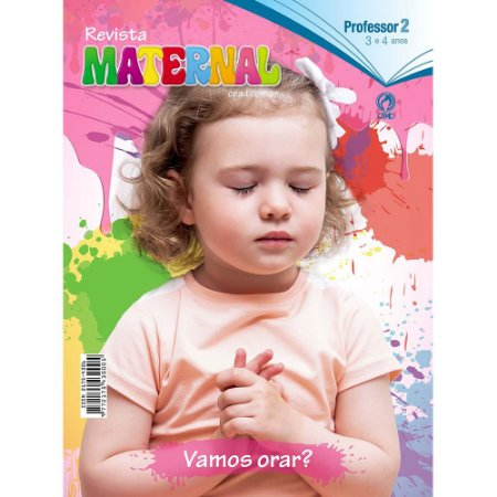 REVISTA MATERNAL PROFESSOR ( 2 TRIMESTRE / 2019)