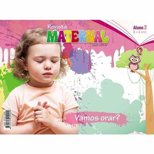 REVISTA MATERNAL ALUNO (2 TRIMESTRE / 2019)