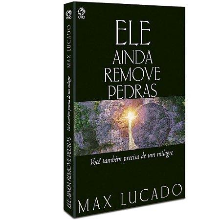 ELE AINDA REMOVE PEDRAS