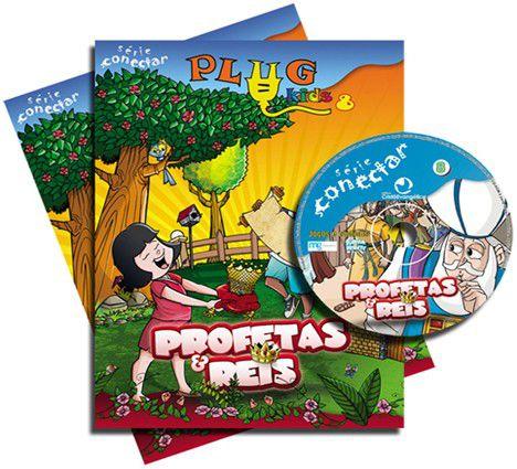 PLUG KIDS 08-KIT PROFETAS E REIS