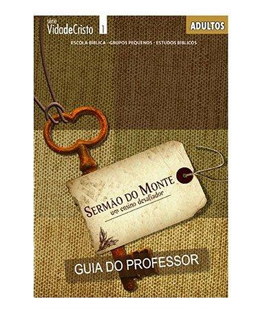 SERMAO DO MONTE - UM ENSINO DESAFIADOR PROF.