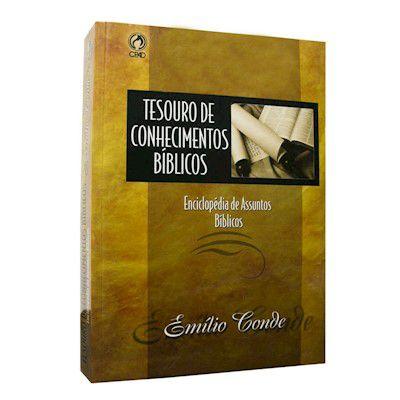 Livro Tesouro de Conhecimentos Bíblicos