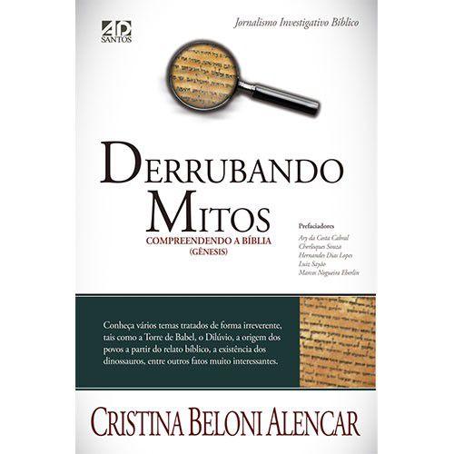 Derrubando Mitos - Cristina Beloni Alencar