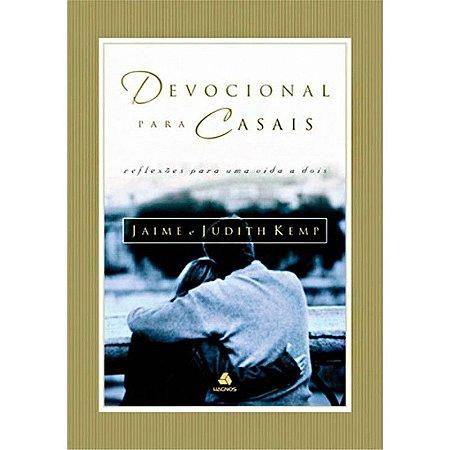 Devocional Para Casais | Jaime e Judith Kemp