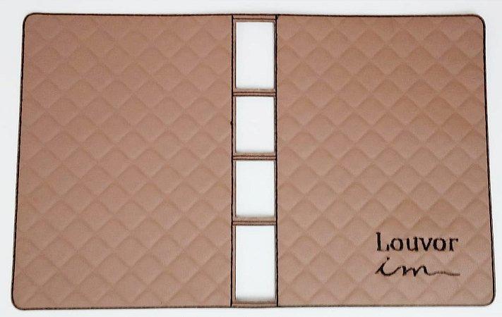 Capa para Coletânea ICM (não cifrada) - Marrom Claro