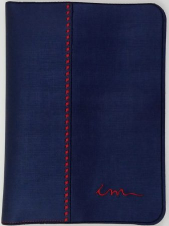 Capa de Bíblia ICM - Azul