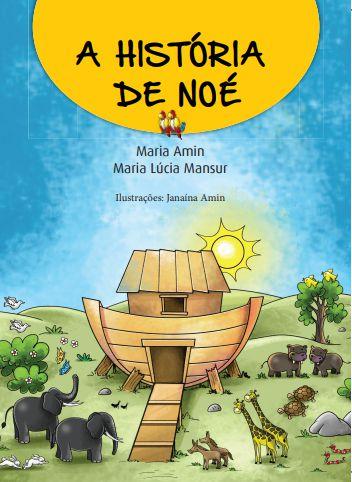 LIVRO: A HISTÓRIA DE NOÉ