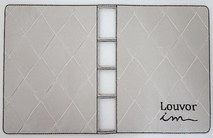 Capa para Coletânea ICM (não cifrada) - Champanhe
