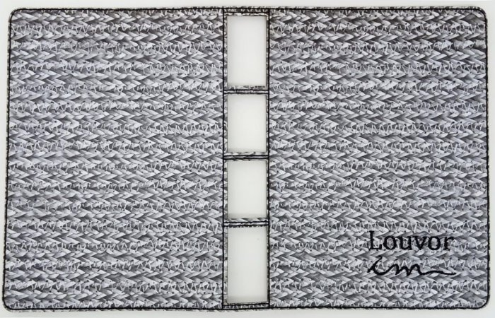 Capa para Coletânea ICM (não cifrada) - Cinza Com Branco
