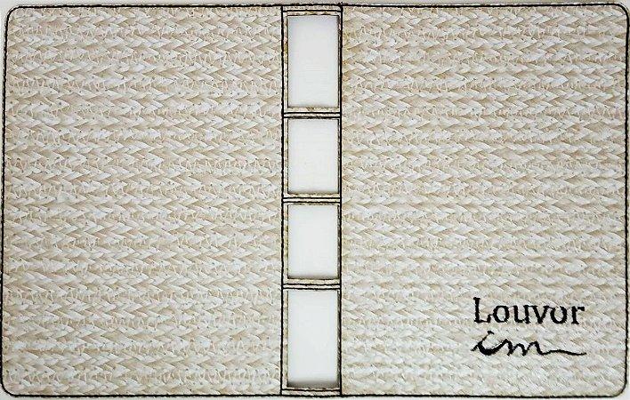 Capa para Coletânea ICM (não cifrada) - Champanhe Com Branco