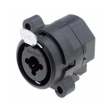 Conetor Para Medusa - combo P10 E XLR