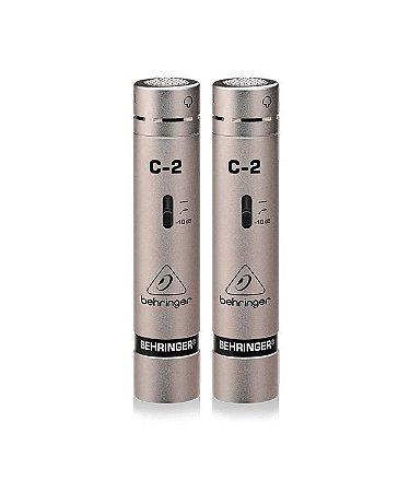 Micrófone Condensador Behringer C2