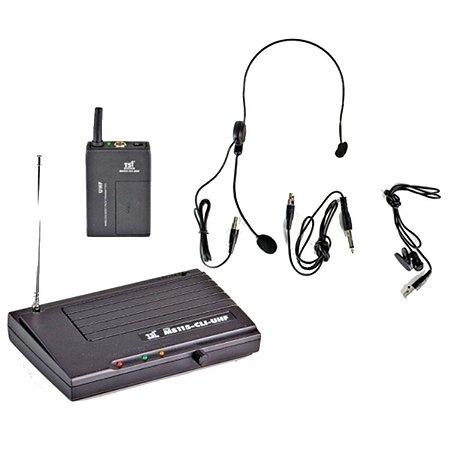 MICROFONE HEADSET  - TSI CLI 115 UHF