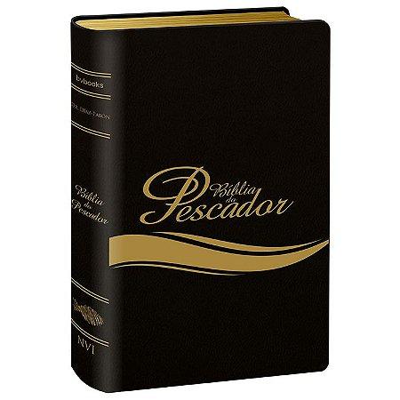BÍBLIA DO PESCADOR - PRETA - NVI