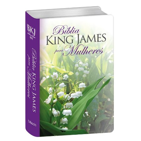 BÍBLIA KING JAMES PARA MULHERES - FLORIDA