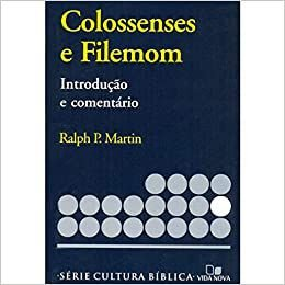 Série Introdução e comentário - Colossenses e Filemom