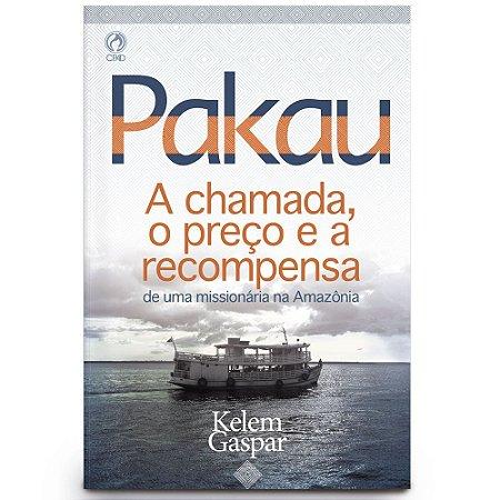 Livro Pakau