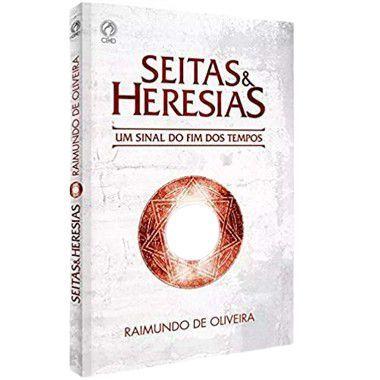 Seitas e Heresias - Capa comum