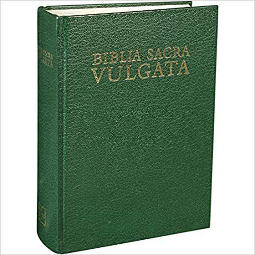 Bíblia Sacra Vulgata - Capa Dura