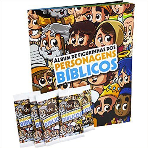 Álbum Turma da Bíblia