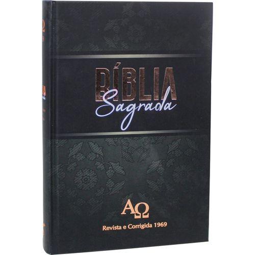 Bíblia Sagrada RC 1969 Capa Dura