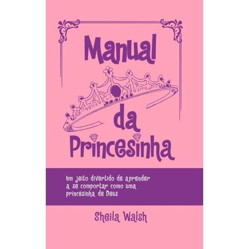 Manual Da Princesinha Walsh, Sheila