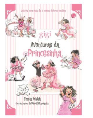 Aventuras Da Princesinha Walsh, Sheila