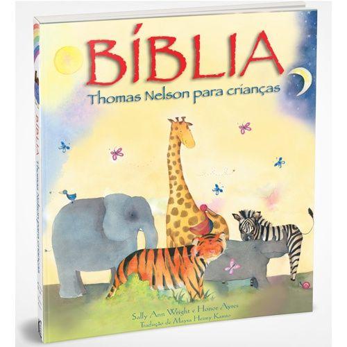 BIBLIA THOMAS NELSON PARA CRI Thomas Nelson Brasil