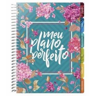 Meu Plano Perfeito Capa Flor