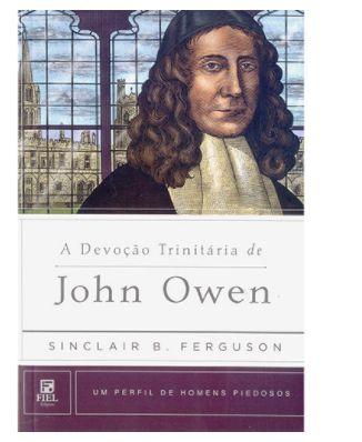 Livro  A Devoção Trinitária de John Owen
