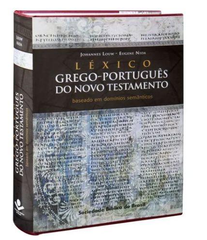 Léxico Grego Português Do Novo Testamento