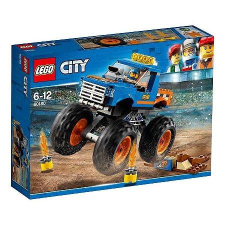 MONSTER TRUCK - LEGO 60180