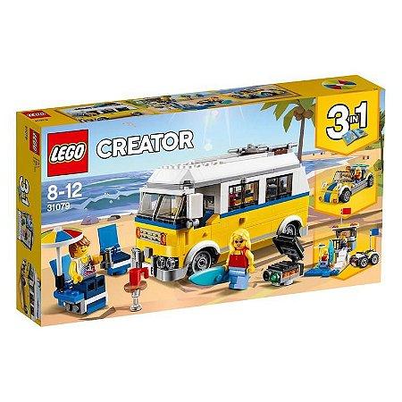 SUNSHINE - VAN DE SURFISTA - LEGO 31079