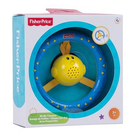 Fisher Price Chocalho Passarinho - Mattel