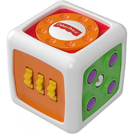 FISHER-PRICE CUBO DIVERTIDO FWP34 - MATTEL