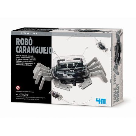 Robô Carangueijo 4M