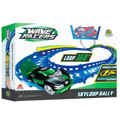 WAVE RACERS- SKYLOOP- RALLY - DTC